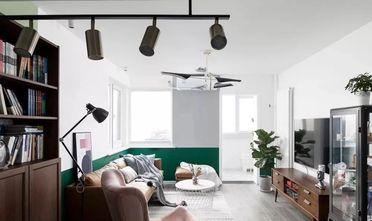 经济型50平米一室一厅新古典风格客厅图