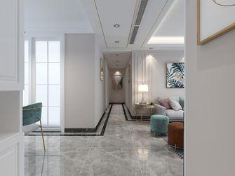 10-15万130平米三室两厅美式风格走廊欣赏图