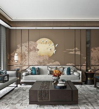 豪华型130平米三新古典风格客厅设计图