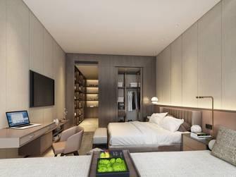 经济型140平米四室两厅轻奢风格客厅装修效果图