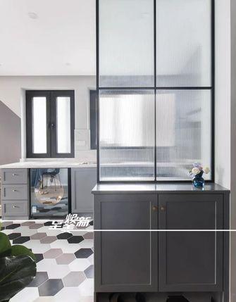 富裕型60平米一室一厅北欧风格玄关装修效果图