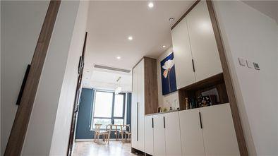 20万以上140平米三室一厅北欧风格玄关图