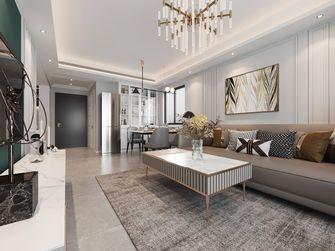 15-20万70平米三室两厅法式风格客厅装修案例
