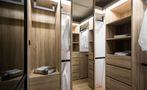 豪华型140平米四室一厅港式风格衣帽间设计图
