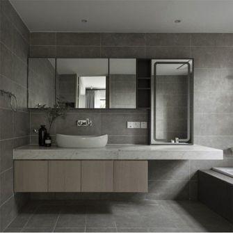 10-15万140平米四室一厅现代简约风格卫生间装修图片大全