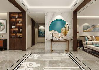 140平米三室三厅中式风格玄关图