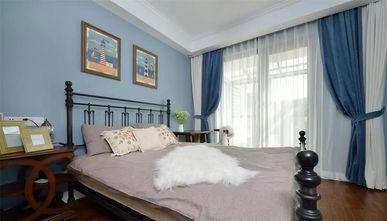 经济型120平米三室两厅混搭风格卧室图片