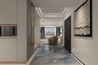 富裕型130平米四现代简约风格走廊图
