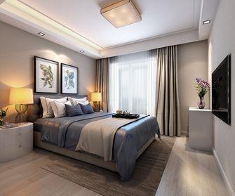 5-10万70平米现代简约风格卧室设计图