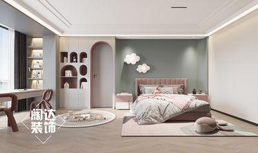 豪华型140平米复式现代简约风格青少年房装修案例