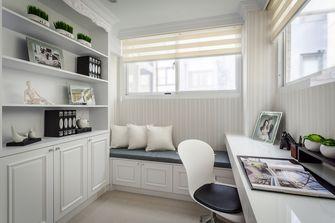 富裕型90平米三室两厅欧式风格卧室图片大全