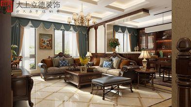 豪华型140平米别墅美式风格客厅装修效果图