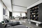 3万以下120平米四室一厅现代简约风格客厅装修效果图