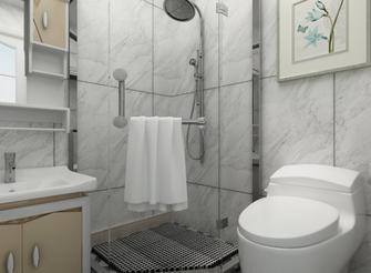 10-15万100平米三室四厅地中海风格卫生间设计图