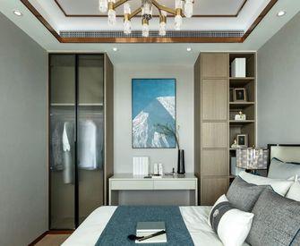富裕型140平米四室两厅中式风格卧室装修案例