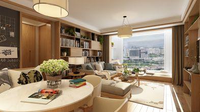 20万以上110平米四室两厅混搭风格客厅图片大全