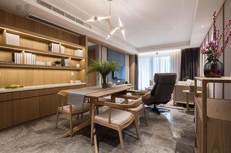 20万以上130平米三室一厅日式风格餐厅图片