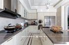 豪华型140平米美式风格厨房图片大全