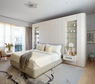 140平米田园风格卧室装修效果图