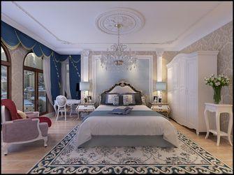 120平米三法式风格卧室效果图