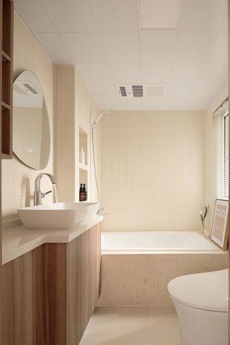 5-10万100平米三室一厅现代简约风格卫生间装修图片大全