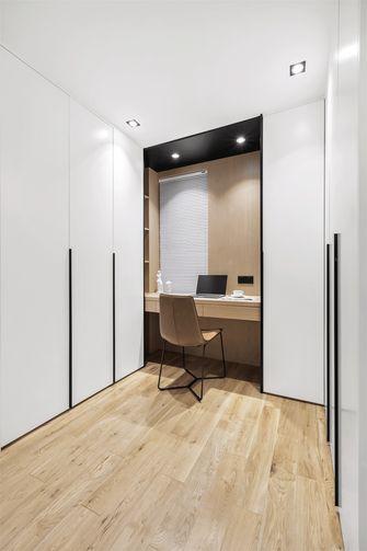10-15万80平米现代简约风格书房图片