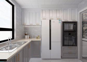 80平米三室两厅美式风格厨房图片