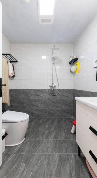 富裕型120平米三室一厅轻奢风格卫生间效果图