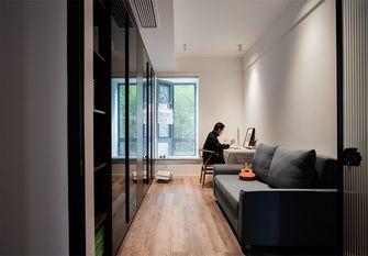 20万以上120平米四室两厅现代简约风格书房图