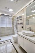 130平米四室两厅港式风格卫生间装修案例