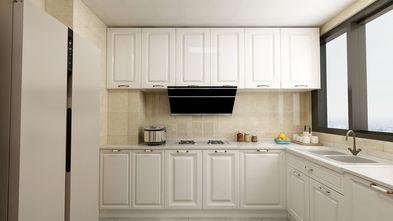100平米三室一厅法式风格厨房效果图