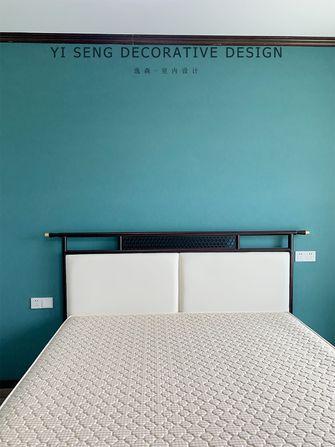 富裕型120平米四中式风格卧室欣赏图