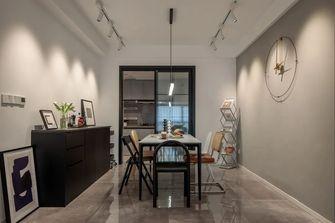 三室一厅混搭风格餐厅效果图