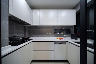 15-20万130平米三室两厅北欧风格厨房欣赏图