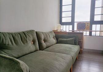 100平米四室两厅混搭风格书房装修案例