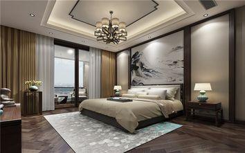 富裕型140平米三室三厅中式风格卧室效果图
