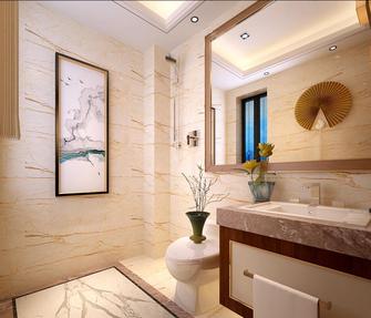 豪华型140平米四室四厅中式风格卫生间装修效果图