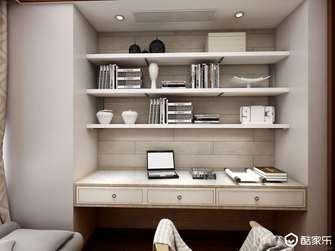 富裕型120平米四室两厅美式风格书房装修效果图
