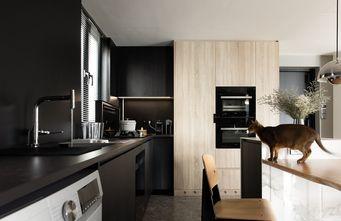 5-10万90平米现代简约风格厨房图