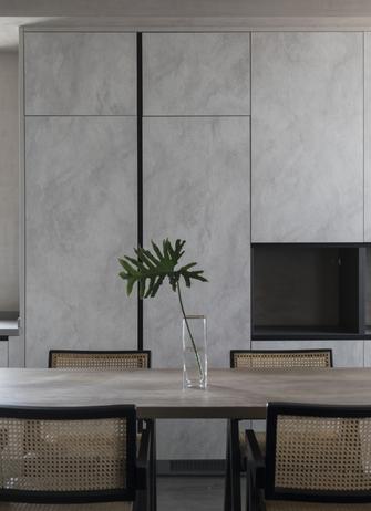 一室一厅新古典风格餐厅图片