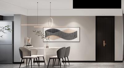 富裕型50平米小户型现代简约风格客厅装修效果图