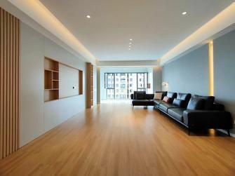 140平米三室四厅轻奢风格客厅装修效果图