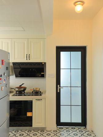 5-10万70平米新古典风格厨房装修图片大全