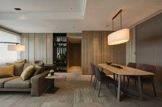 豪华型120平米三室两厅港式风格餐厅图片
