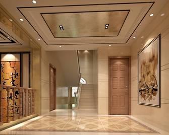 豪华型140平米别墅港式风格楼梯间装修案例