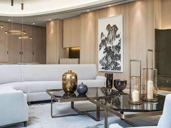 富裕型140平米四新古典风格客厅设计图