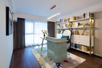 15-20万90平米混搭风格书房装修案例