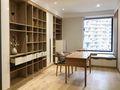 豪华型140平米四室两厅日式风格书房效果图