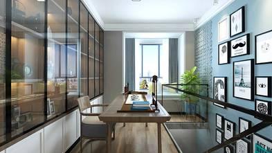 140平米三室两厅北欧风格阁楼图