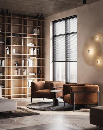 15-20万70平米公寓混搭风格客厅欣赏图